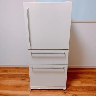 【ネット決済】【レア廃盤】無印良品 MUJI 246L 冷凍冷蔵...