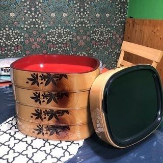 大きな寿司桶