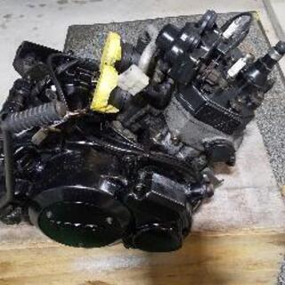 RZ250R エンジン クランキングOK発送はしません