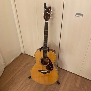 【付属品多数】YAMAHA アコースティックギター FS720S...
