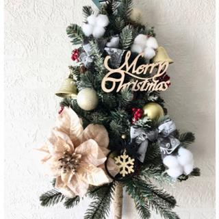 クリスマス企画◇フラワーアレンジメント&タッセル