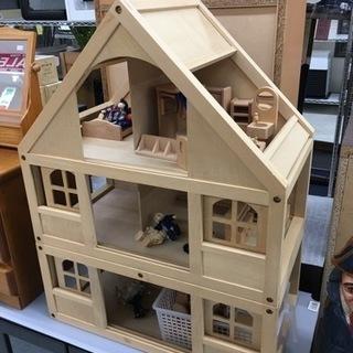 ドールハウス 木製 いろいろまとめて