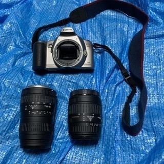 CANON、EOS3000NDATE、一眼レフカメラ