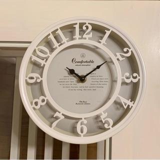 Francfranc 壁掛け時計