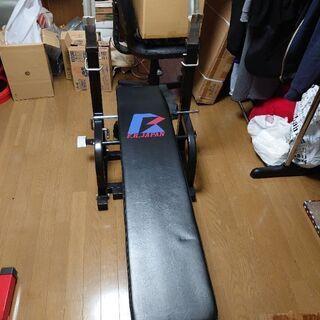 【ネット決済】ベンチプレス トレーニングベンチ