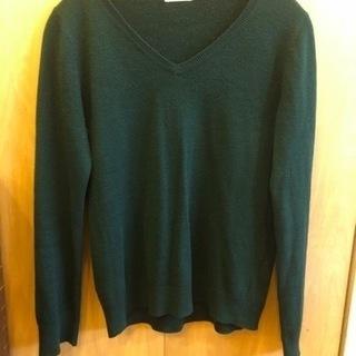【ネット決済・配送可】お部屋着に最適! あったかセーター