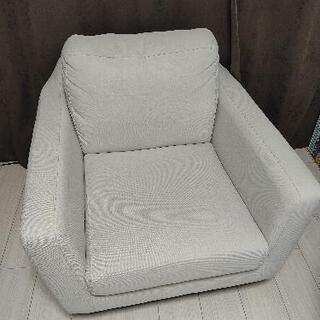 シングルソファー 一人掛けソファー ポケットコイル使用