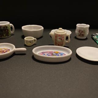 ミニ陶器食器セット