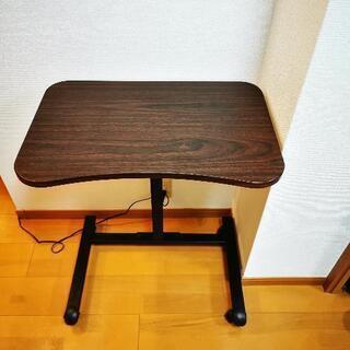 【ネット決済】スタンドデスク 幅600×400 高さ700〜900