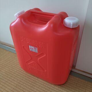 【灯油缶 18リットル】灯油タンク ポリエチレン JBA検査確認...