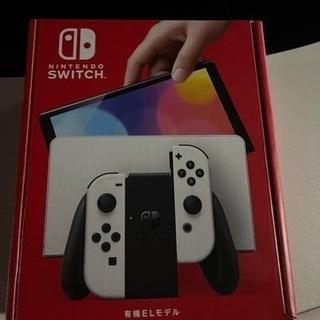 任天堂 Switch 有機ELモデル 早い者勝ち