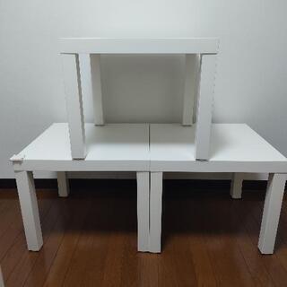 IKEAミニテーブルあげます