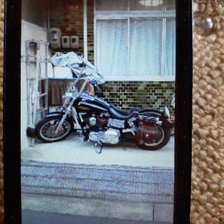 バイクのカバー