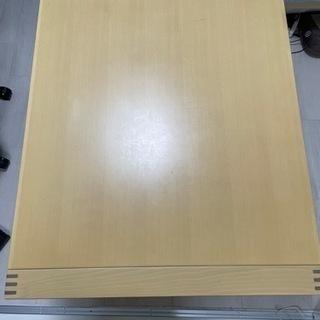 【ネット決済】ダイニングテーブル、椅子セット