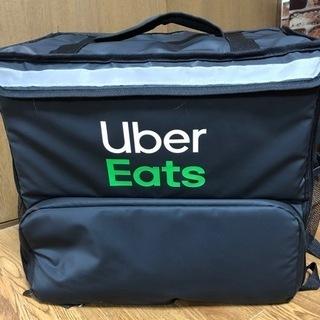公式ウーバーイーツ配達用バッグ