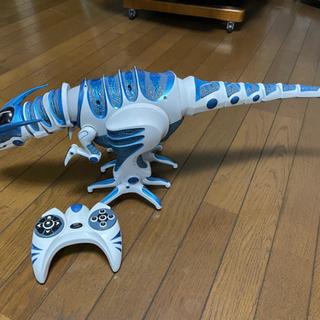 (決まりました)ジャンク品!恐竜 ラジコン おもちゃ