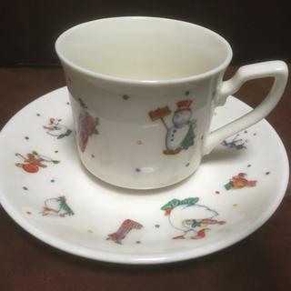 ケンタッキーのコーヒーカップ&ソーサー