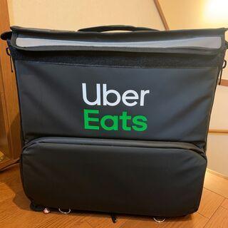 ウーバー uber eats バッグ ロゴ入り 保冷バッグ…