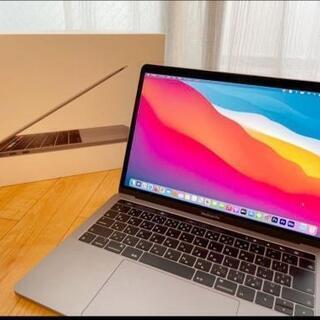 Macbook pro 2019 メモリ16gb スペース…