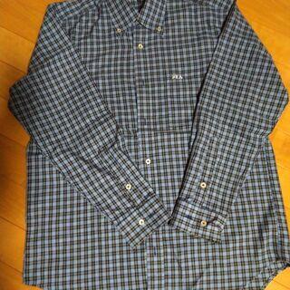 メンズシャツ2枚セット