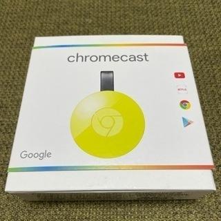 Chrome cast(クロームキャスト)