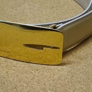 GUCCI(グッチ)ベルト(Sサイズ?)実寸65~70cm