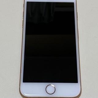 美品 iPhone8 64GB ピンクゴールド