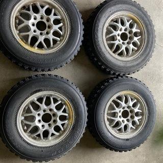 スパイクタイヤ 165/80 R13