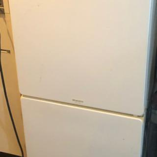 冷蔵庫、差し上げます