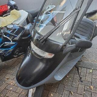 【ネット決済】ホンダキャビーナ 50cc 原付 バイク 屋根付き