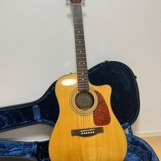 Fender  CD140SCE NAT  エレアコ