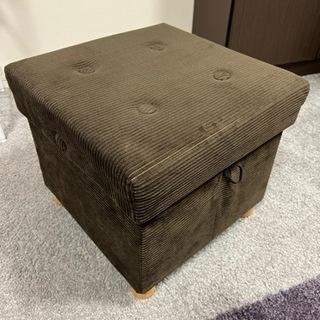 スツール 収納付き椅子