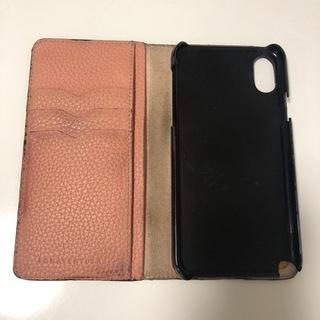 BONAVENTURA iphoneXケース