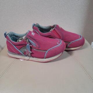 新品女児靴