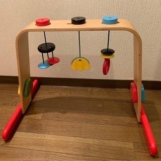 IKEA 赤ちゃん玩具 LEKA レーカ