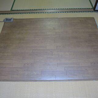 National ナショナル製 かんたん床暖 ホットマット DC...