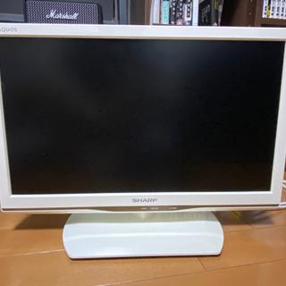 SHARP 19インチ 液晶テレビ