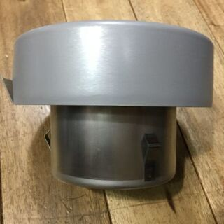 平面丸型フード ガラリ 直径16㎝ 突き出し量4.5㎝  …