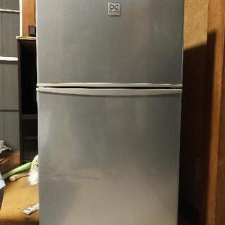 【10月24日まで】冷蔵庫 DAEWOO 2008年製