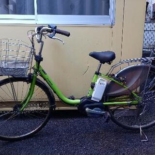 871 電動自転車 パナソニック 12AH 26インチ