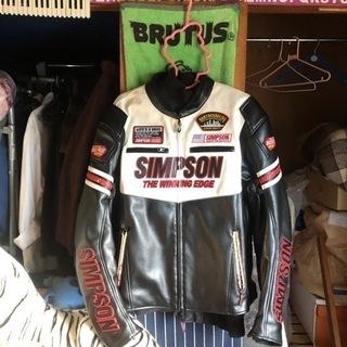 シンプソンバイクウェア