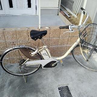 パナソニック製電動アシスト自転車