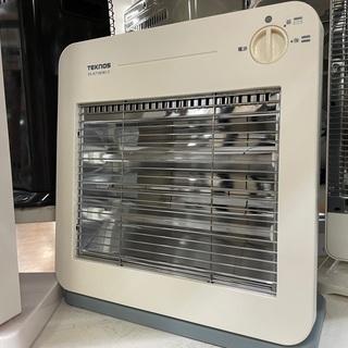 テクノス 電気ストーブ ESーK710 800W 未使用品
