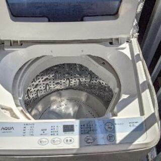 洗濯機 AQUA AQW-S60A