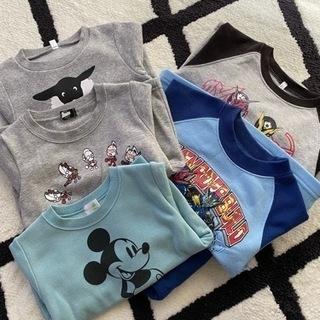 【ネット決済】男の子の冬用服とパジャマ(95〜100cm)