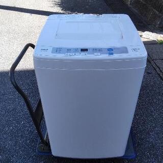 AQUA全自動電気洗濯機 4.5Kg  2015年製