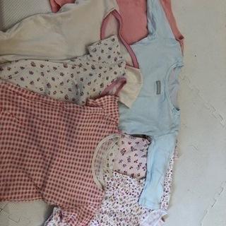 受け渡し決定 90センチ シャツ(長袖、半袖)