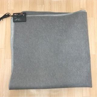 モリタ 2畳サイズ ホットカーペット&カバー セット