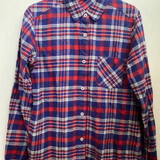 BAYFLOW チェックシャツ ネルシャツ