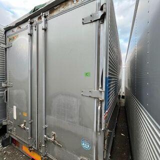 希少C【格安】4トン箱ウイング 幅216cm長さ580cm高さ2...